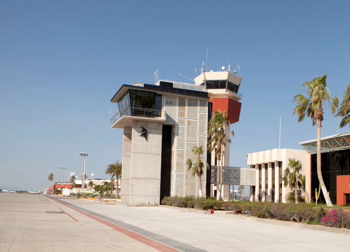 Los Cabos International Airport is the main one serving Los Cabos Municipality.